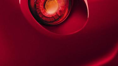 Alfa Romeo 4C rear light