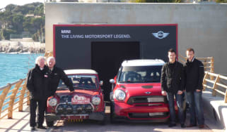Minis in Monte