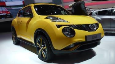 Facelift Nissan Juke front