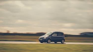 Fiat Panda 100 - cornering
