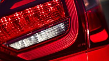Infiniti Q50 - taillight