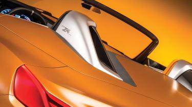 BMW Z4 Concept - buttress