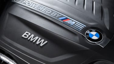 BMW M2 - Engine
