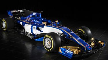 Sauber F1 car 1