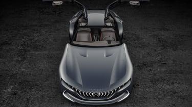 Pininfarina HK GT - top