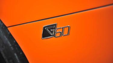 Ginetta G60 badge