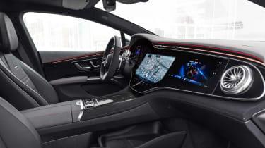 Mercedes-AMG EQS53 – interior
