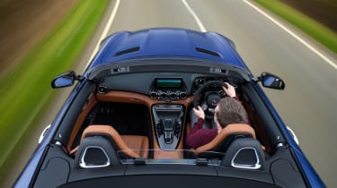 Mercedes-AMG GT R Roadster - 2021 roadster