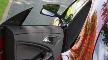 2013 Mercedes CLA45 AMG rear door