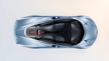 McLaren Speedtail - top