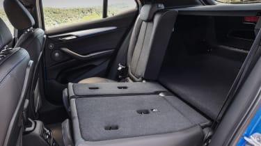 BMW X1 M Sport - interior