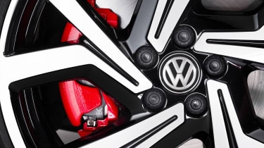 2018 VW Polo GTI – Wheel