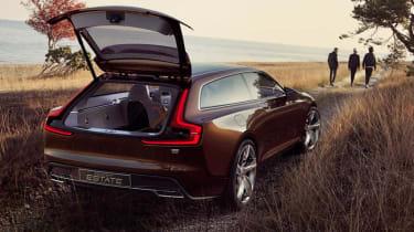 Volvo Concept Estate hatchback