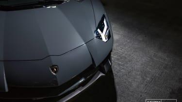 Novitec Lamborghini Aventador SV - front detail