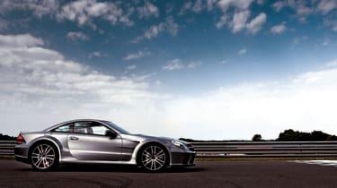 2009 Mercedes-Benz SLK 65 AMG Black (R230)