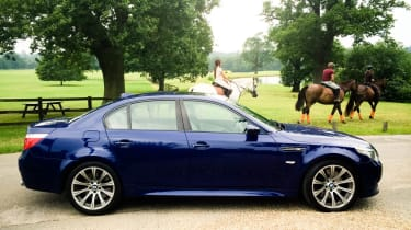 Your evo Year: Dion Price Week 7 - BMW M5 to Ascot