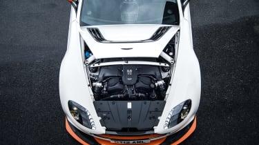 Aston Martin GT12 - bonnet