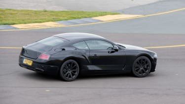 Bentley Continental GT - pre production rear 3,4