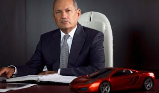 Ron Dennis re-appointed McLaren's CEO