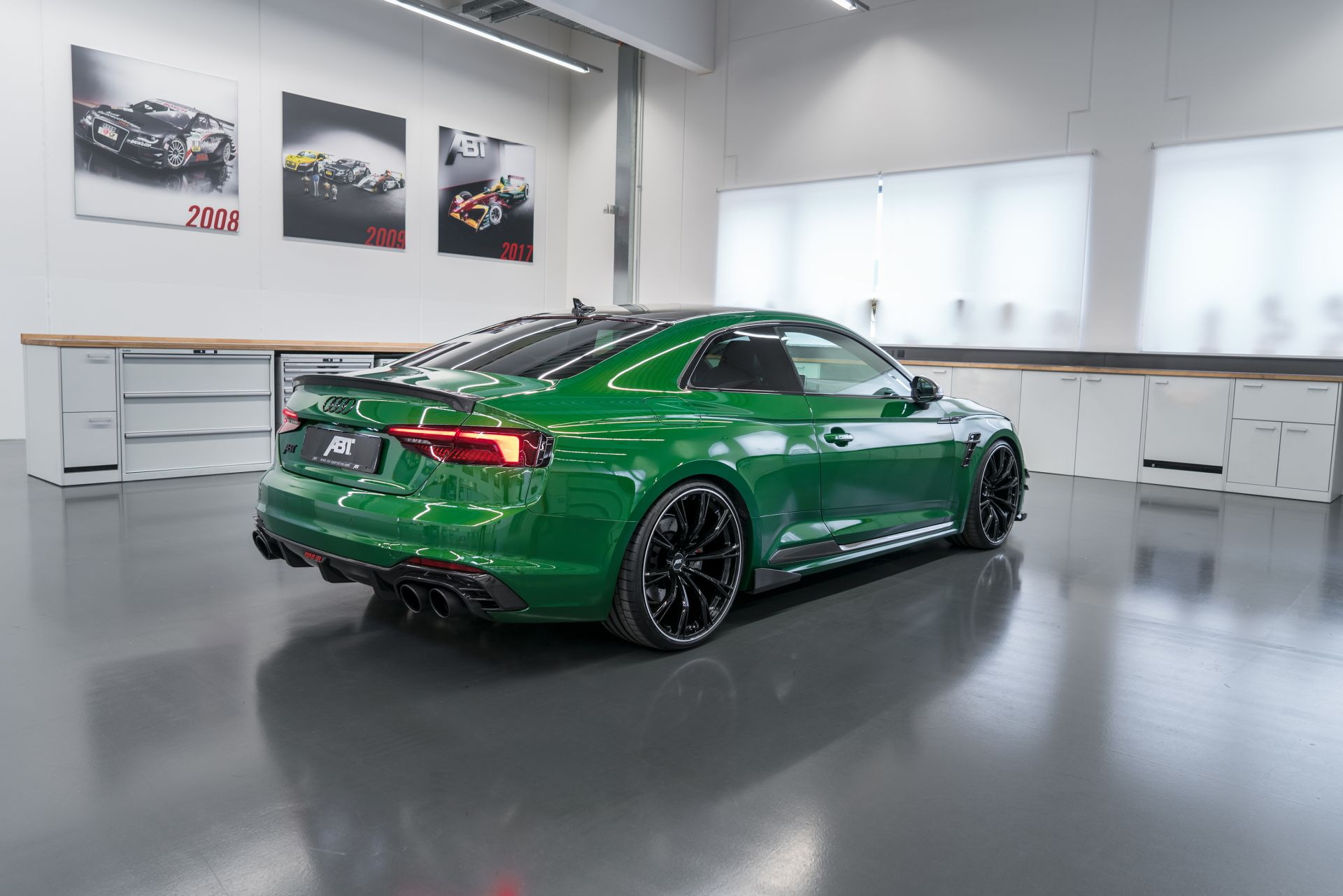 Abt RS5-R – German tuner takes Audi RS5 beyond 500bhp | Evo