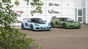 Lotus Exige Sport 410 –
