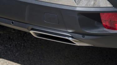 Peugeot 3008 GT exhaust