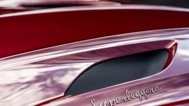 Aston Martin DBS Superleggera teaser