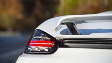 TechArt 718 Boxster S - Rear light
