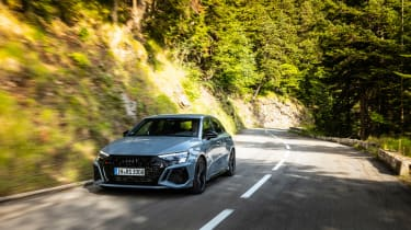 2022 Audi RS3 Sportback –front tracking2