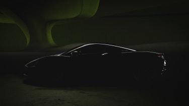 McLaren Artura teaser 2