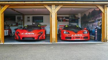 McLaren P1 GTR - McLaren F1 GTR