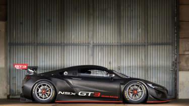 Honda NSX GT3 - Side