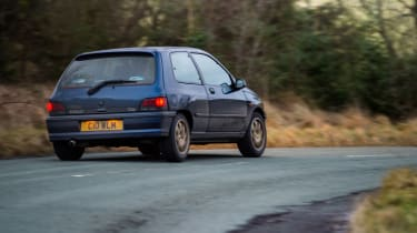 Renault Clio Williams - rear quarter