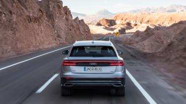 Audi Q8 – rear