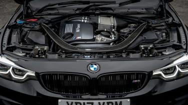 BMW M4 MY18 Comp pack - bay