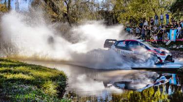 WRC R5 Argentina - Toyota 3