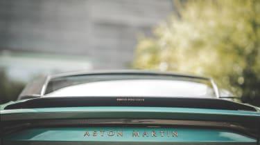 Aston Martin DBS 59 by Q - tail