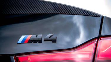 BMW M4 MY18 Comp pack - badge