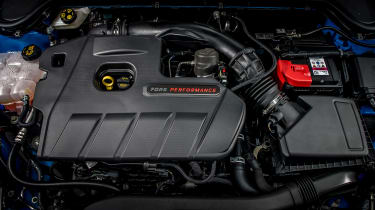 Ford Focus ST Edition – engine