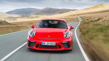 Porsche 911 GT3 991.2 – front