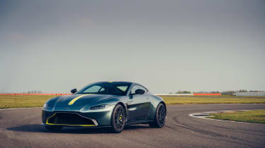 Aston Martin Vantage AMR revealed - static