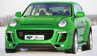 Ruf Stormster - electric Porsche Cayenne