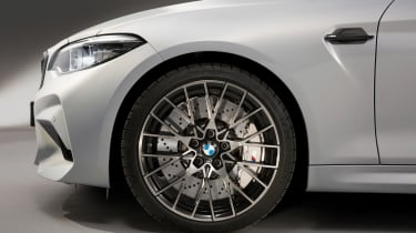 BMW M2 Competition Pack - wheels