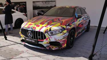 Goodwood 2019 - supercar paddock