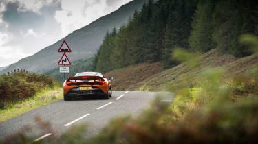 eCoty McLaren 720S - rear