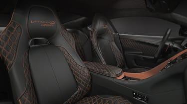 Aston Martin Vanquish S Ultimate – interior