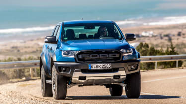 Ford Ranger Raptor - nose