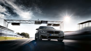 BMW M3 CS  – front