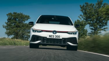 Volkswagen Golf GTI Clubsport 45 – nose