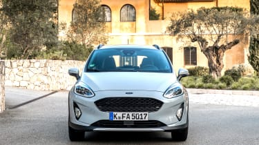 Ford Fiesta Active – front